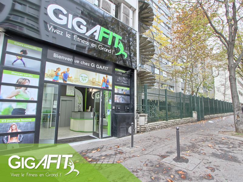 GIGAFIT Paris 19