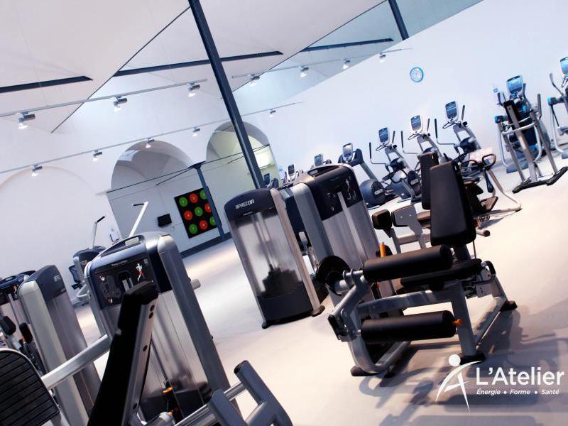 L'Atelier Fitness Issenheim