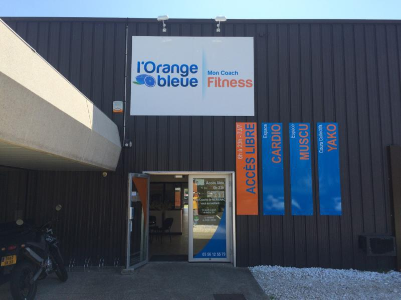 L'Orange Bleue Mérignac