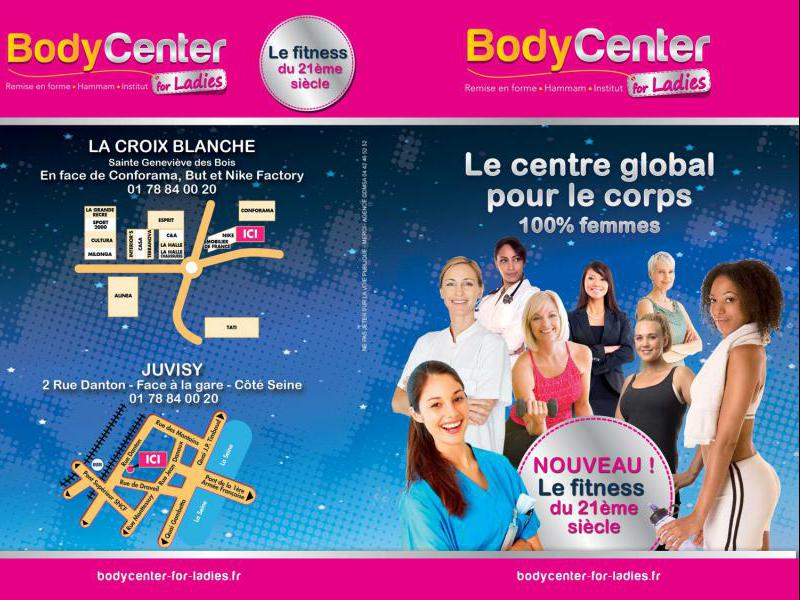 BodyCenter for Ladies - Sainte Geneviève des Bois