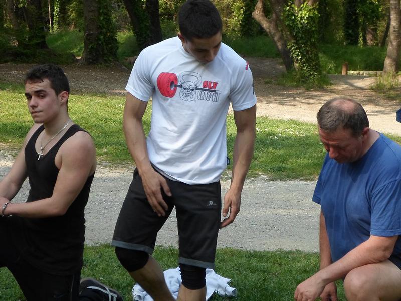 Gauthier coach sportif