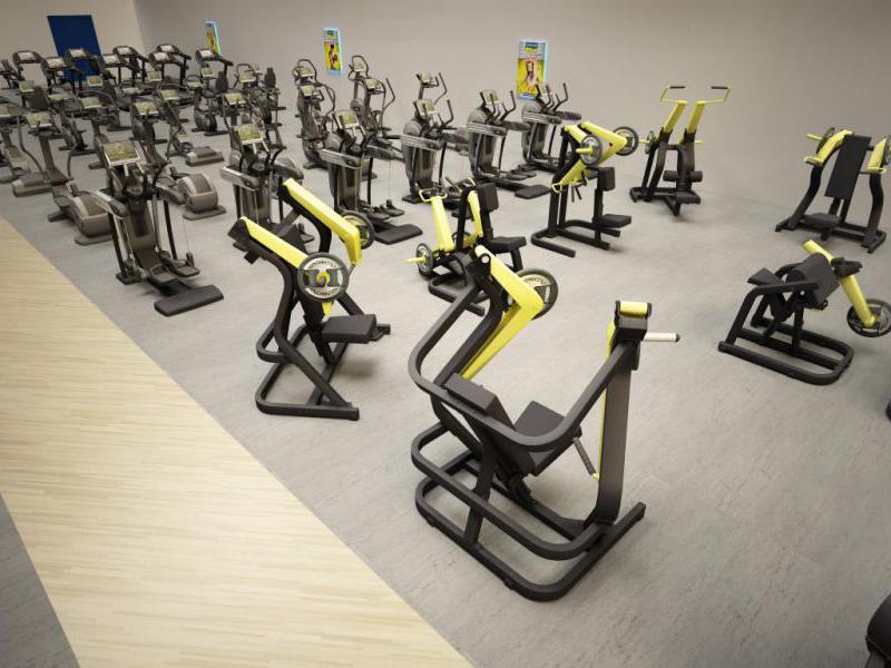 fitness park garges garge les gonesse tarifs avis horaires essai gratuit. Black Bedroom Furniture Sets. Home Design Ideas