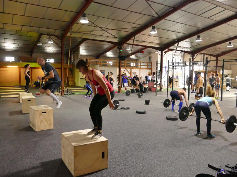 CrossFit Saint-Simon
