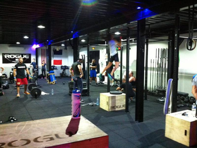 Black Monkeys CrossFit Valence