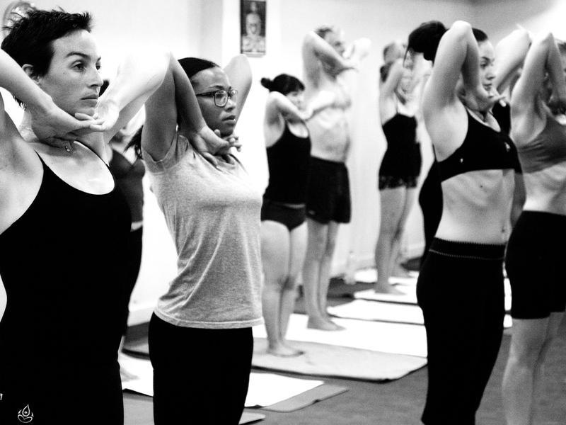 Yoga Bikram Marais