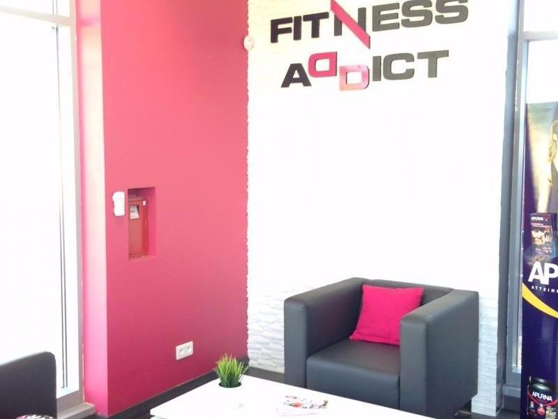 Fitness Addict Nancy