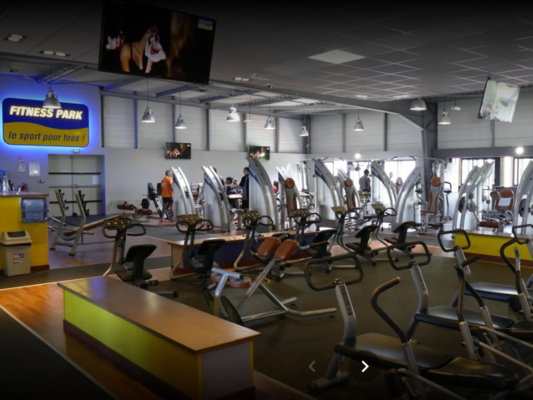 Fitness Park Sainte Marie