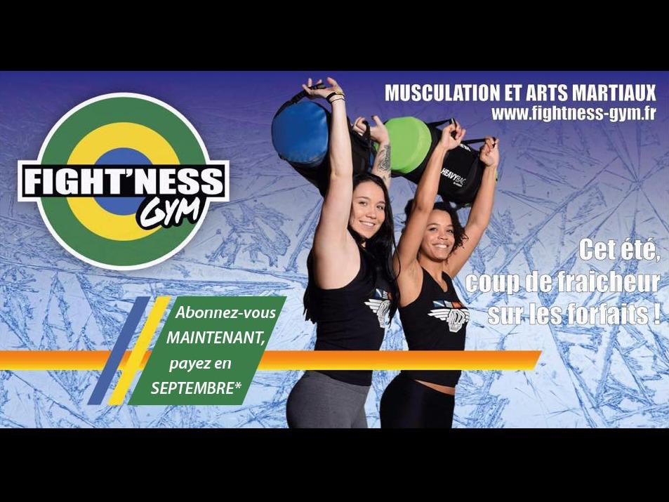 FIGHT'NESS Gym Strasbourg