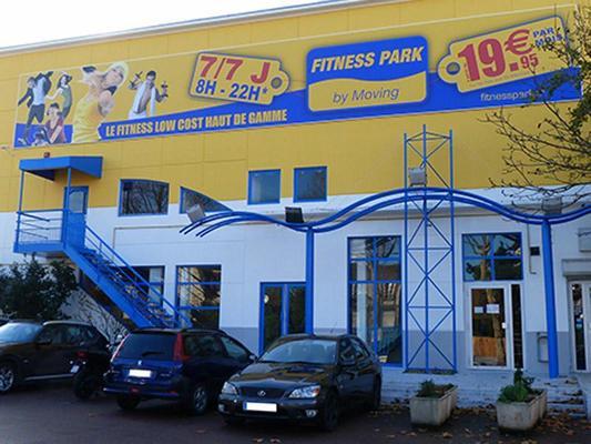 Fitness Park Epinay Saint Gratien