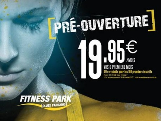 Fitness Park Paris Diderot