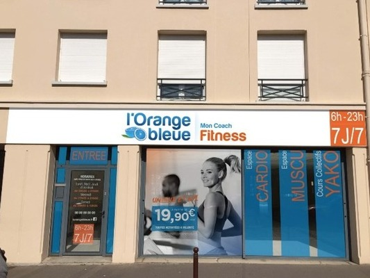 L'Orange Bleue Versailles