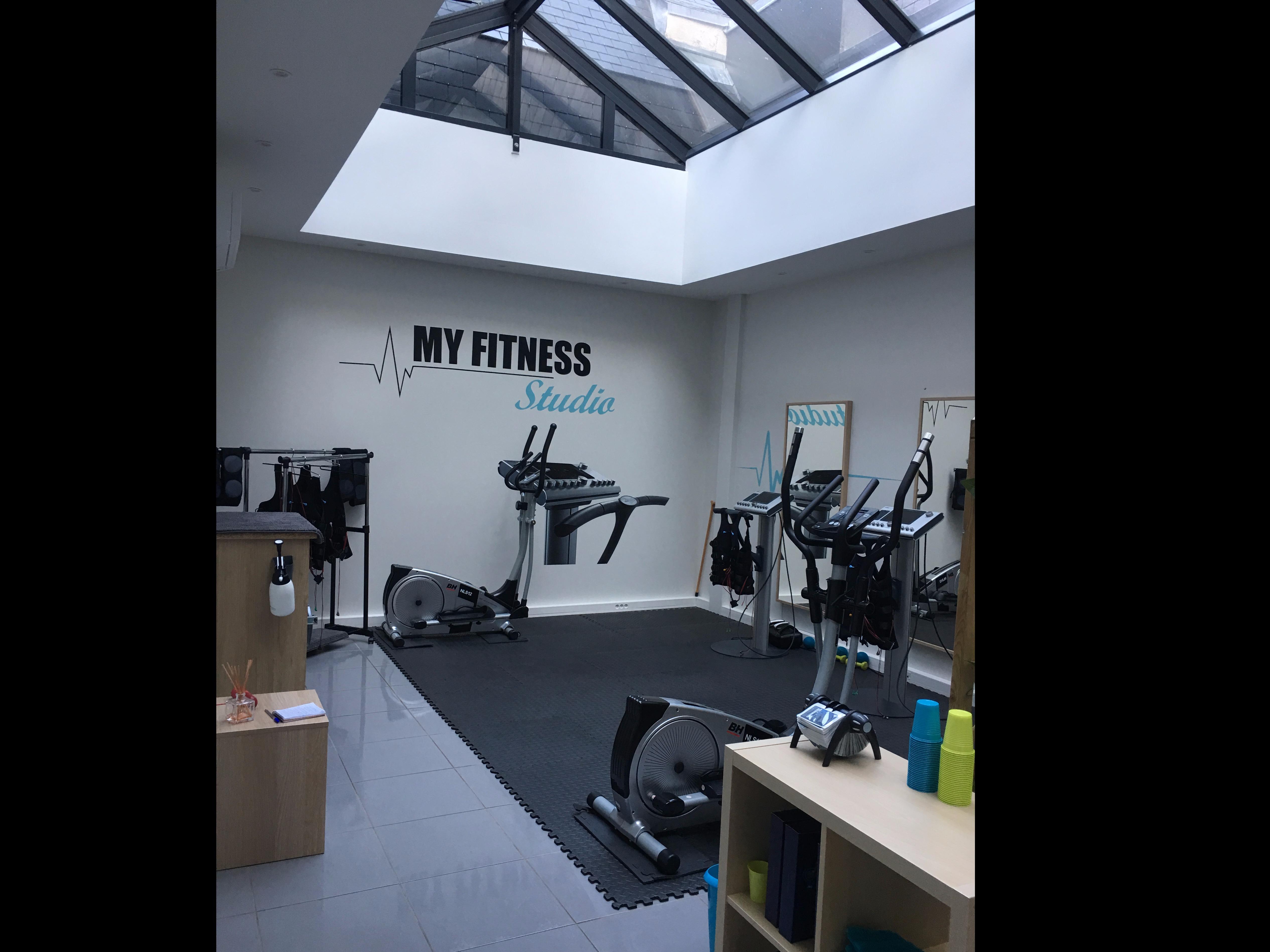 My Fitness Studio Tours