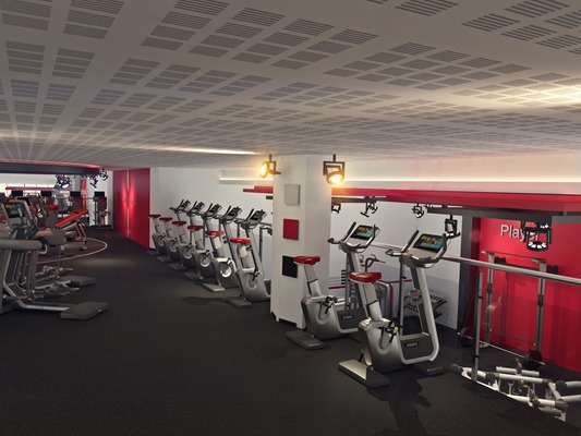 Wellness Sport Club Marseille Le Prado