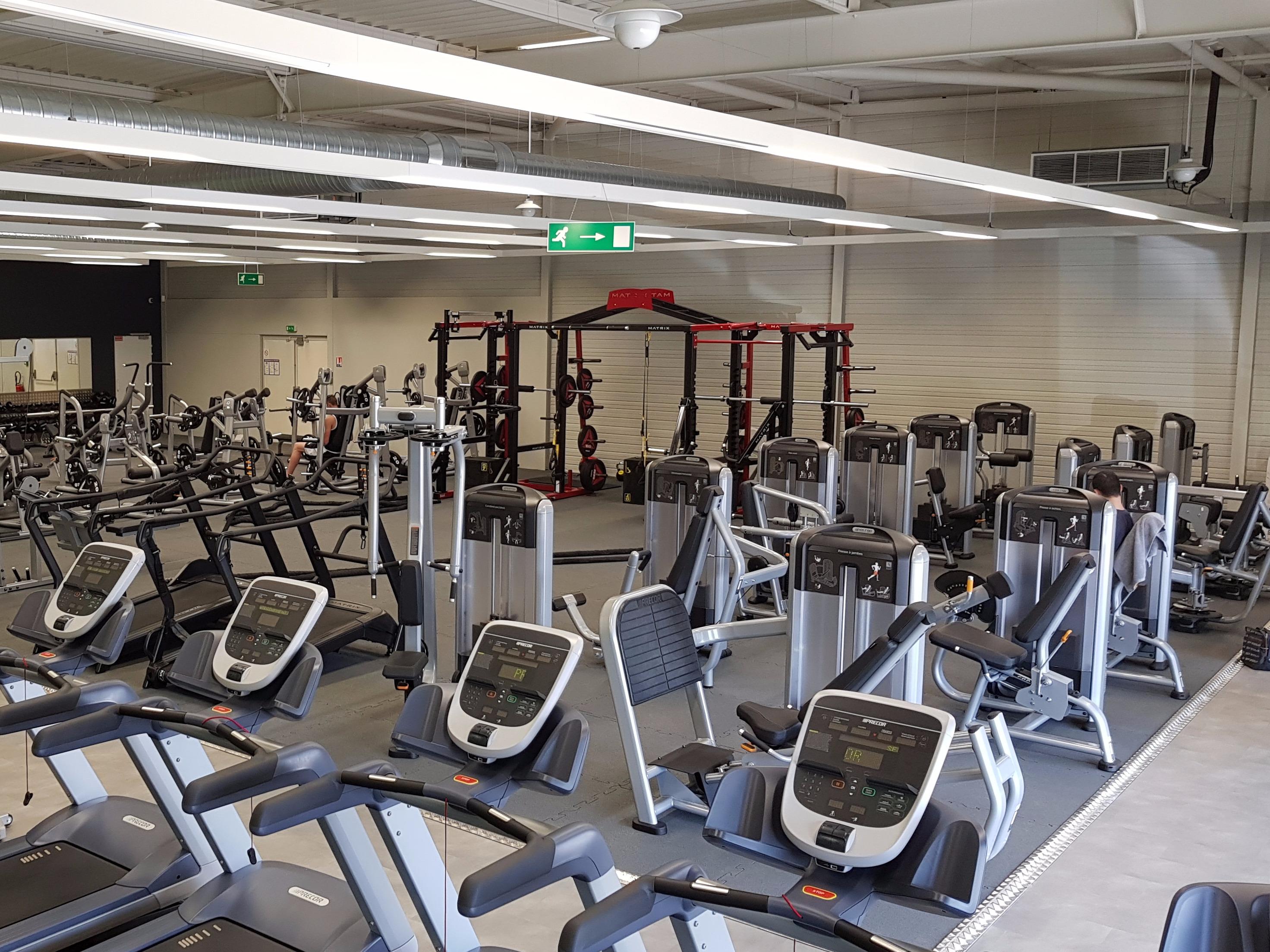 Liberty Gym Belfort Andelnans