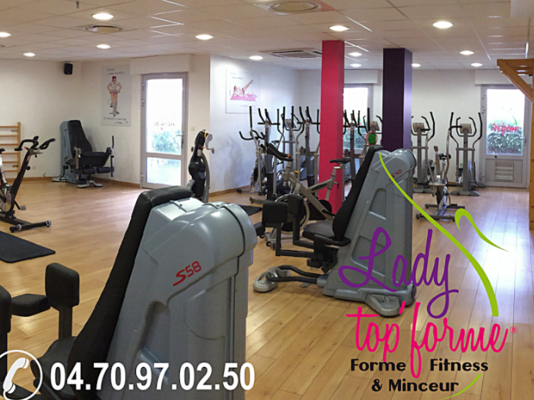 Lady Top Forme