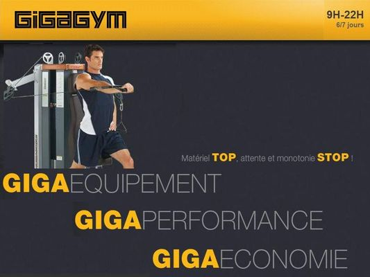 GIGAGYM Lyon 9