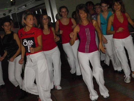 Ecole de Danses Latines Eléonore Torres