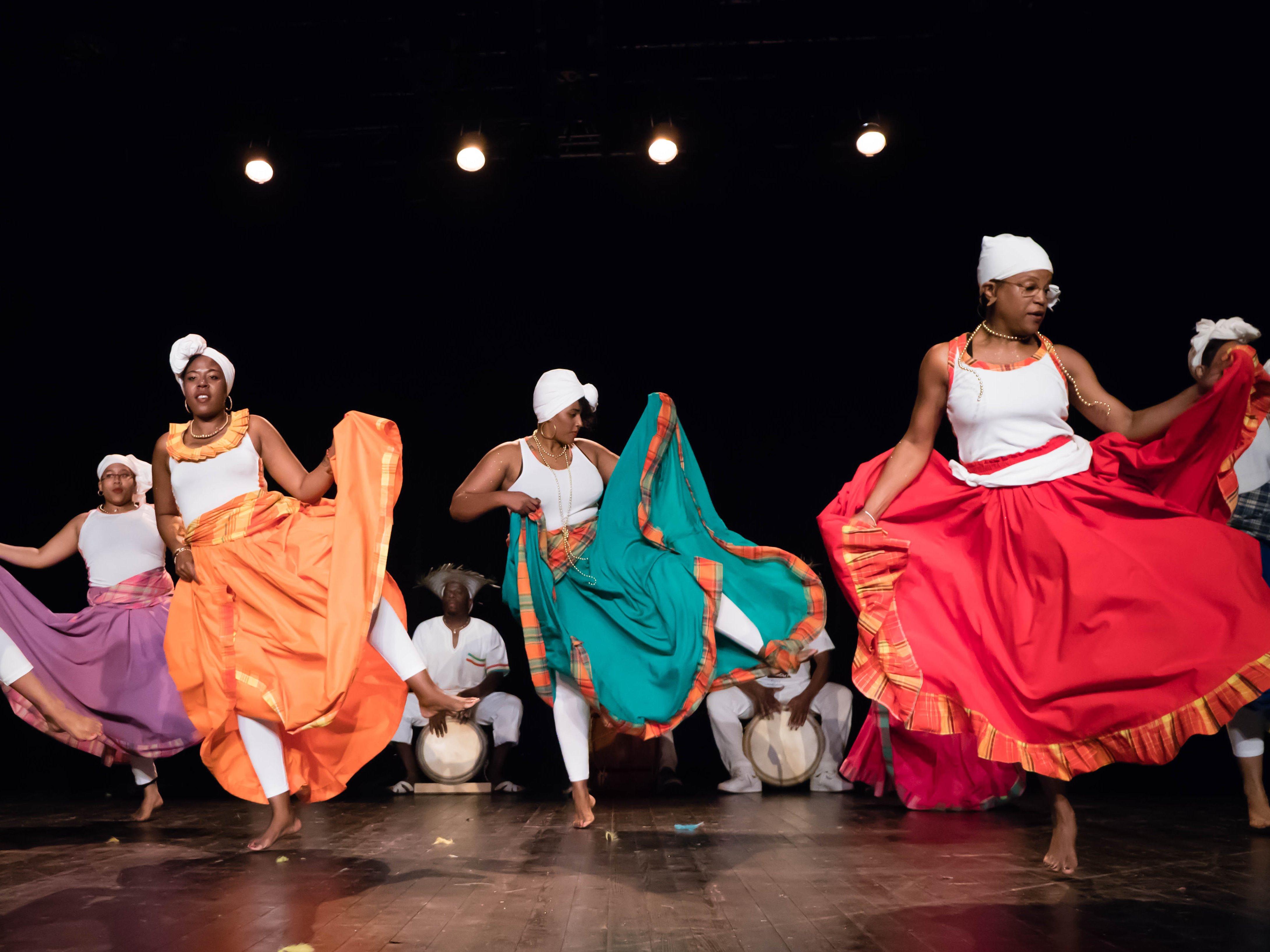 Ecole des Danses Afro-Latines