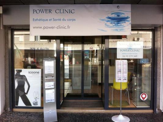 Power Clinic Studio Power Plate