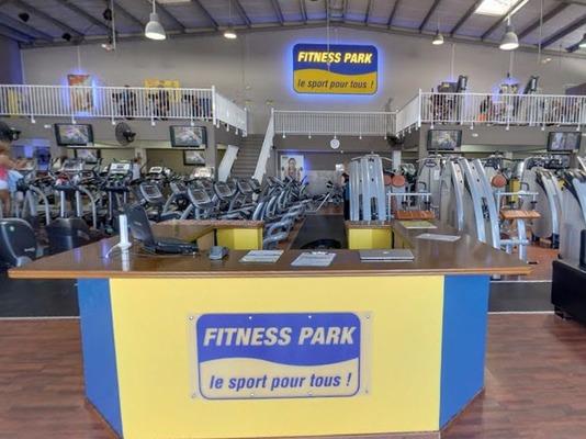 Fitness Park Saint Pierre