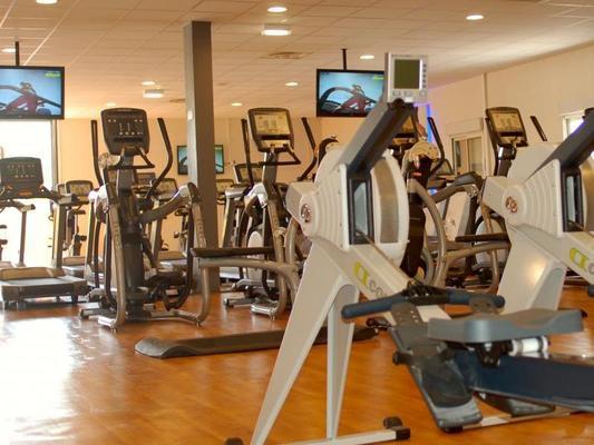 Fitness Park Mantes La Jolie