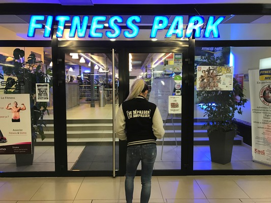 Fitness Park Metz
