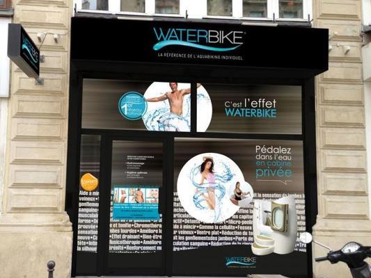 WATERBIKE Les Halles