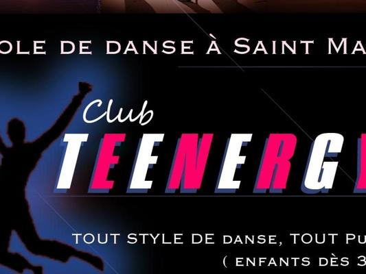 CLUB TEENERGY