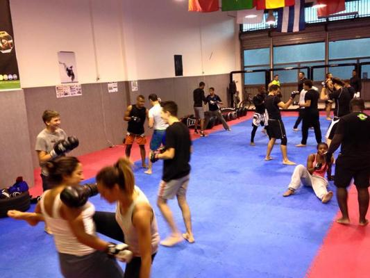 FIGHT'NESS Gym Pantin
