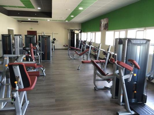 Liberty Gym Marseille 5ème