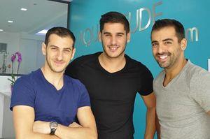 Cyril/Alexandre/Rafael