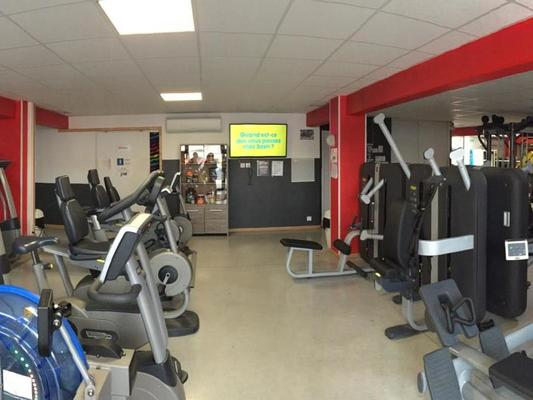 Thau Center Form & Fitness Form