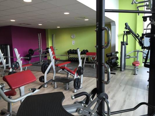 Fitness Club Concept Brumath