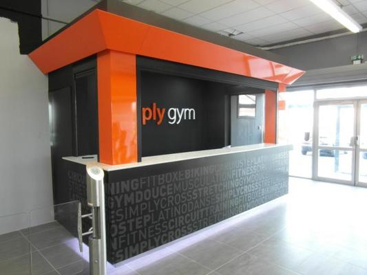 Simply Gym Portet