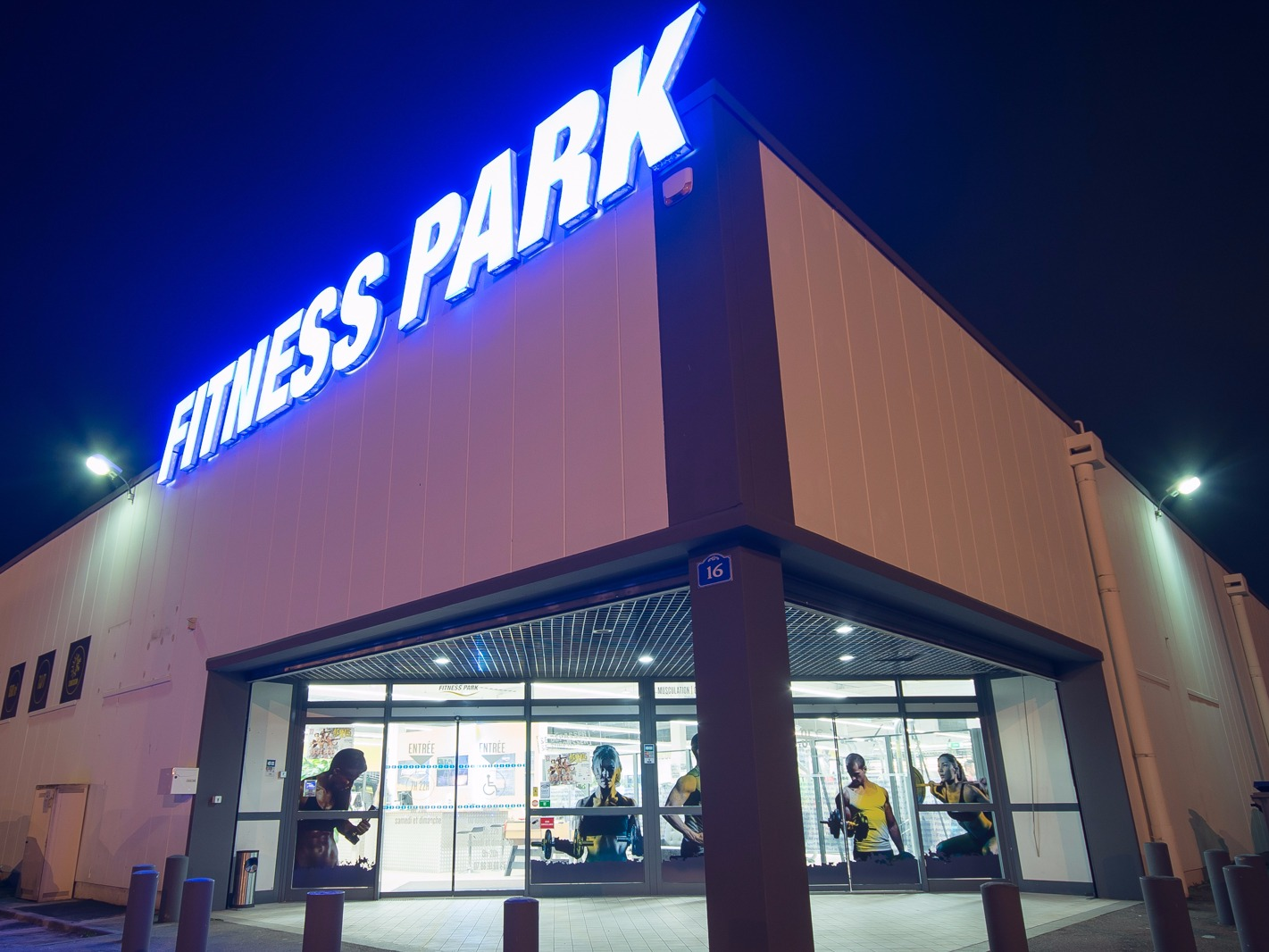 Fitness Park Frouard