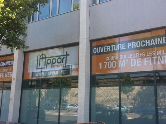 L'Appart Fitness Lyon Tête d'Or
