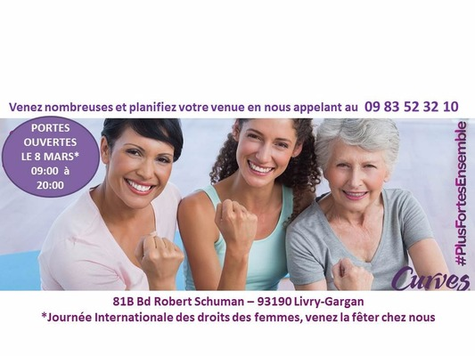 Curves Livry Gargan