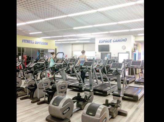 Fitness Park Nanteuil les Meaux