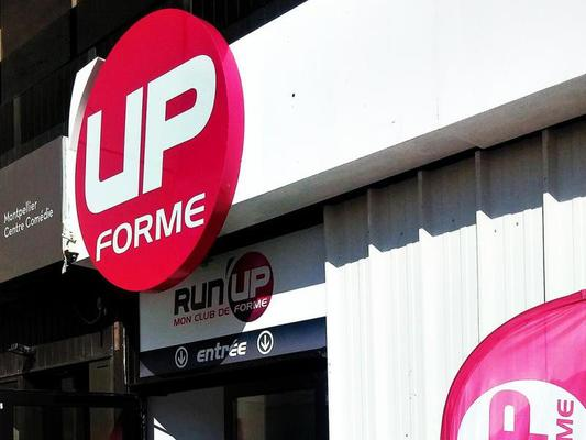 Run'Up Forme Montpellier Comédie - Triangle