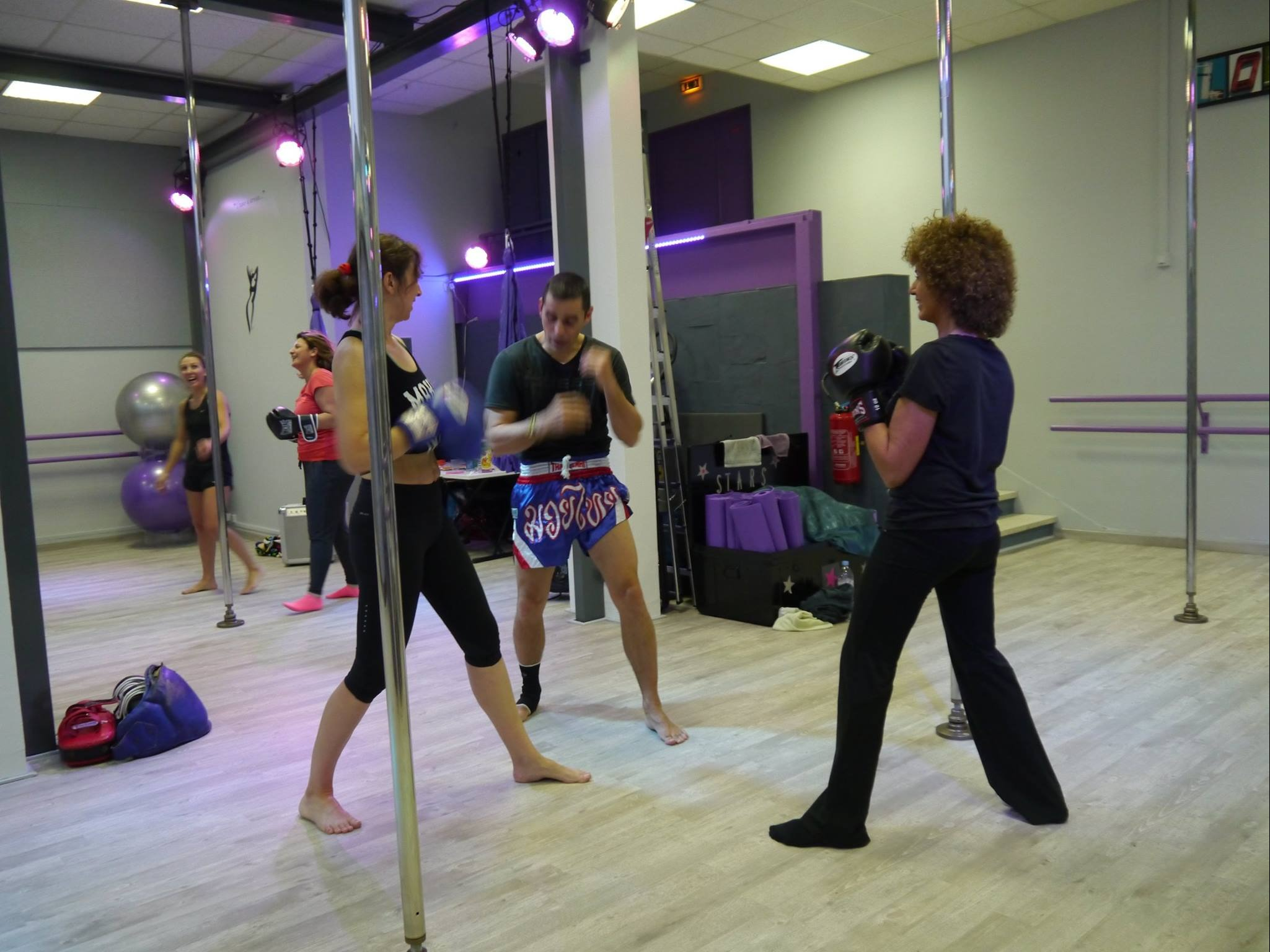 Atelier Pole Fitness