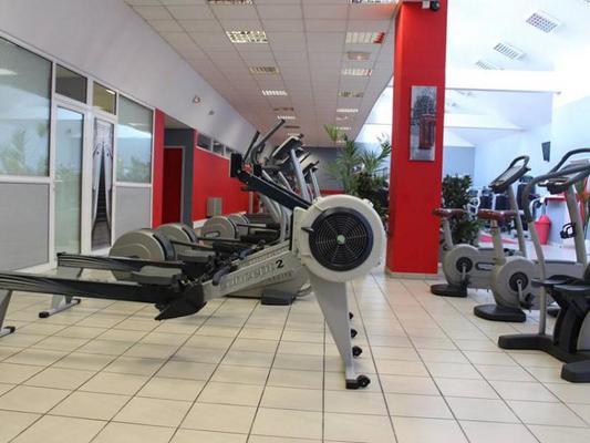 Crazy Gym