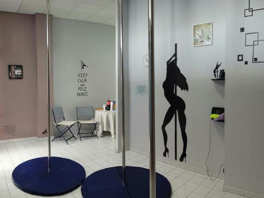 Pole Evasion Fitness Marseille