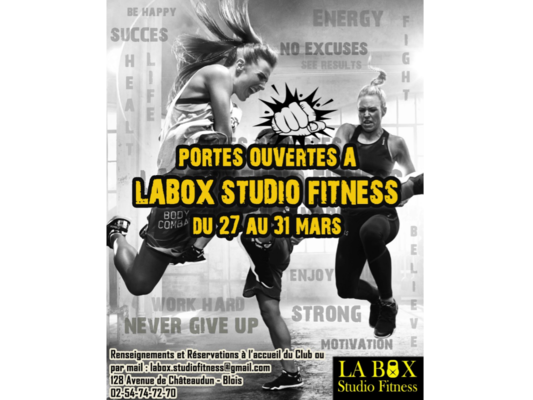 LaBox Studio Fitness