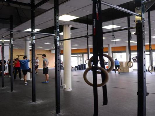 CrossFit Enyeto Lyon 9
