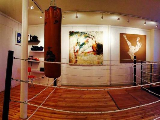 U-PERCUTE, Art Boxing Club