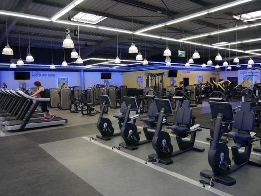 Fitness Park Audincourt