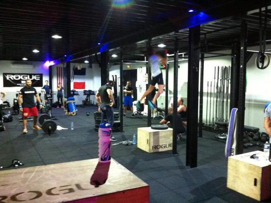 Black Monkeys CrossFit Valence