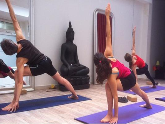 Osmose Yoga