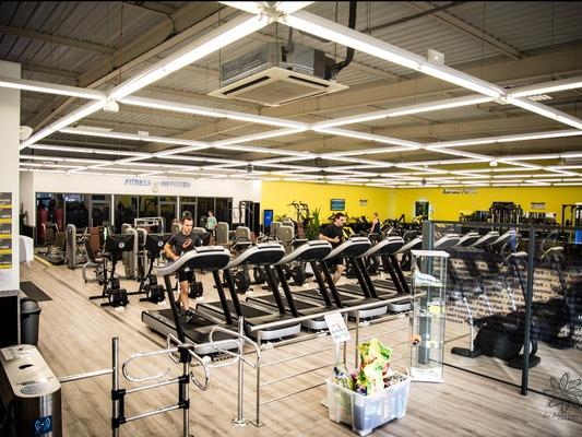 Fitness Park Chalons en Champagne