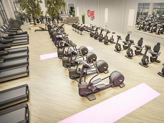 One Fitness Club Strasbourg